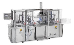 Control GMC FDS4500 Food packging machine
