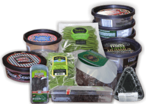 Wrap/Top Labeler Deli Tubs - EcoTopProducts