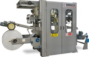 Concetti Group Italy FFS-E Bagger from Tubular Reel