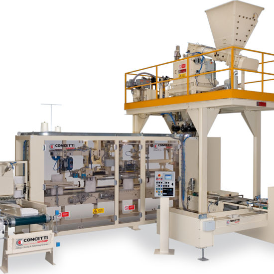 IGF 600 Open-mouth Bagging System