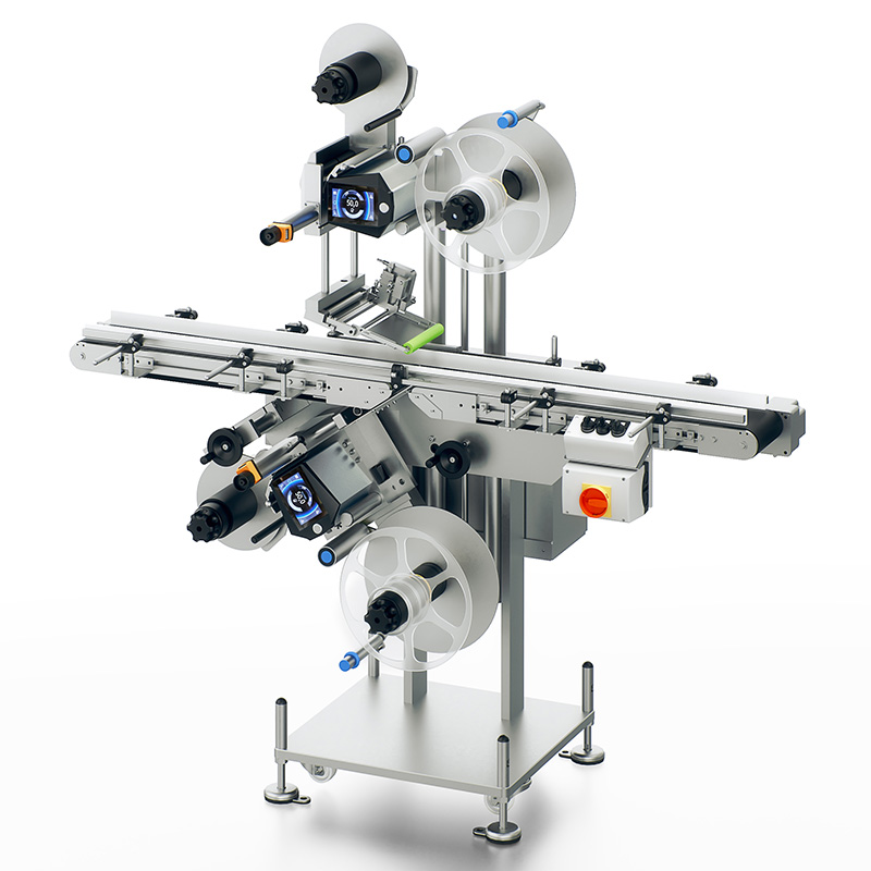 Herma Top and Bottom Labeler