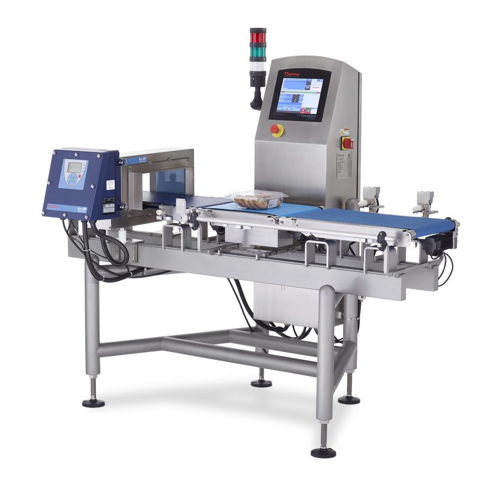 Checkweigher Metal Detector Combination Units