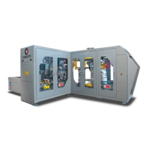 I-flex automatic weighing and bagging machine